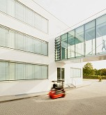 Firmensitz Eckelmann AG, Wiesbaden