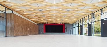 Festhalle Neckarallee, Neckartailfingen