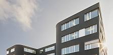 Büro- und Logistikgebäude TTR