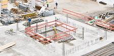 Baufortschrittsdokumentation Neubau Areal Eichstrasse 2016-2018